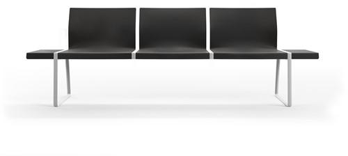 Plural - wachtbank met meerdere zitplaatsen