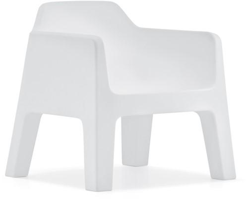 Plus Air 631 - kunststof lounge stoel voor buiten/ terrassen