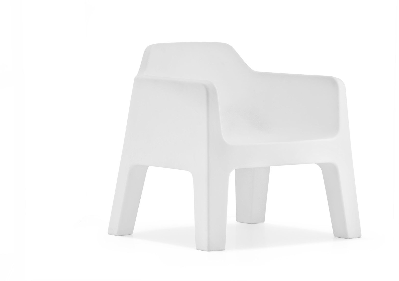 Plus air 631 kunststof lounge stoel voor buiten for Lounge stoel buiten