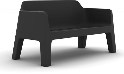 Plus Air 636 - kunststof lounge bank geschikt voor buiten/ terrassen