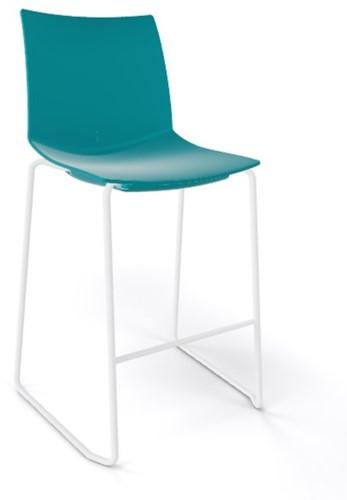 Point Kruk - kruk met comfortabele kunststof zitting-2