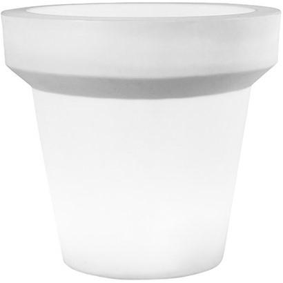 Plastic Bloempot Wit.Pot Kunststof Bloempot Plart Design Kunststof Bloempot Xl 160