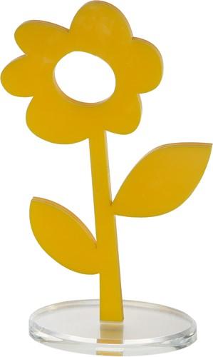 Daisy - kunststof decoratie bloem