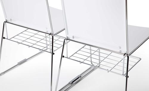 Qliq Basket - Lectuurrekje voor de Qliq stoelen serie,