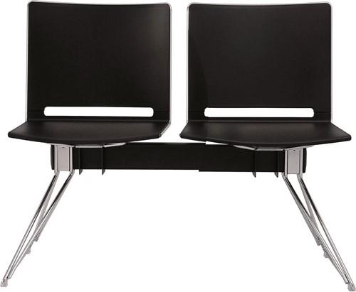 Qliq B662 - wachtbank 2 zitplaatsen
