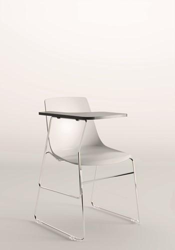 Schrijftafel voor stoel S100, melamine