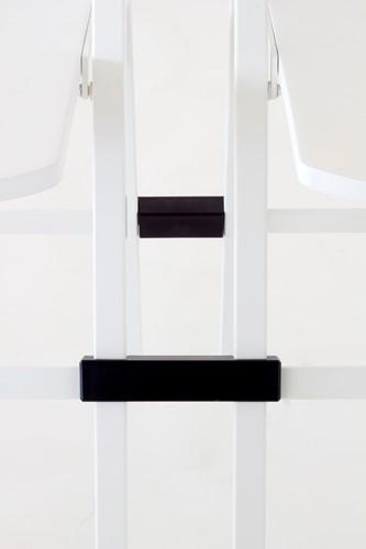 S75 Koppeling - Koppeling voor S75-serie, kunststof zwart