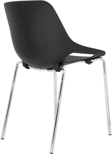 S800 - goedkope kantine stoel met aansprekende vormgeving-2