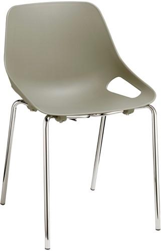 S800 - goedkope kantine stoel met aansprekende vormgeving
