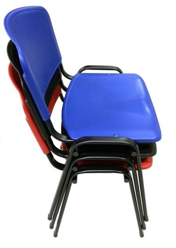 Semi S880 - laag geprijsde kunststof stoel-2