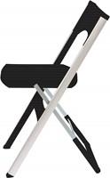 AC92/2 wandbeugel - Wandbeugel voor 2 S90 klapstoelen-2