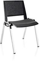 S95 - Kunststof stapelstoel