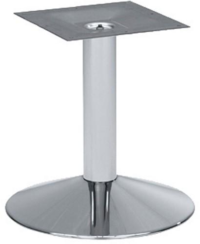 Tafelonderstel SC126 - Laag tafelonderstel trompetvoet, hoogte 45 cm, voet diameter Ø45 cm