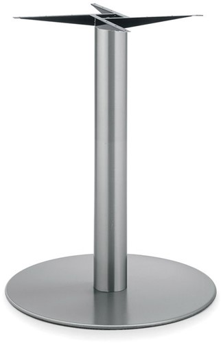 Tafelonderstel SC173 - Tafelonderstel kolompoot, zeer stevig, hoogte 72 cm, voet diameter Ø60 cm