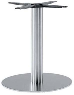 SC181-H500 - Laag tafelonderstel, hoogte 50 cm, voet diameter Ø45 cm