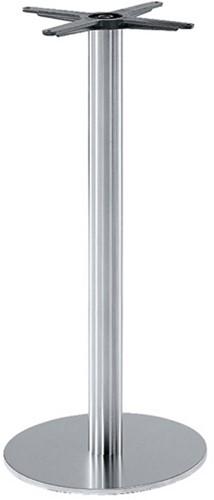 SC182 - Sta-tafelonderstel, hoogte 110 cm, voet diameter Ø45 cm