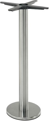 Tafelonderstel SC182-FIX - Sta-tafelonderstel voor vloermontage, hoogte 110 cm, voet diameter Ø28 cm