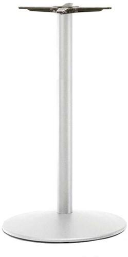 Tafelonderstel SC212 - Sta-tafelonderstel kolompoot, ronde voet, hoogte 110 cm, voet diameter Ø55 cm
