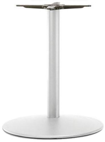 SC211 - Tafelonderstel kolompoot, ronde voet, hoogte 73 cm, voet diameter Ø55 cm