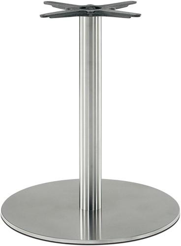 SC281-H500 - Tafelonderstel laag, hoogte 50 cm, voet diameter Ø40 cm