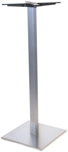 SC292 - Sta-tafelonderstel, vierkante voet, hoogte 110 cm, voet 40 x 40 cm