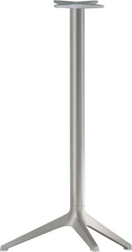 SC334 - Sta-tafelonderstel 3-teens, hoogte 110 cm