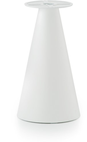 SC401 - Tafelonderstel Polypropyleen, hoogte 71 cm, diameter voet Ø40 cm