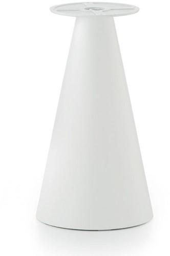 SC402 - Sta-tafelonderstel Polypropyleen, hoogte 107 cm, diameter voet Ø42 cm