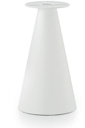 Tafelonderstel SC402 - Sta-tafelonderstel Polyethyleen, hoogte 107 cm, diameter voet Ø42 cm