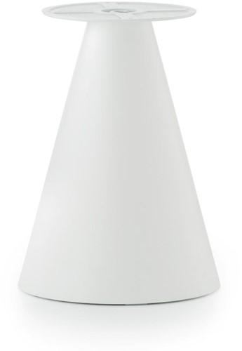 SC403 - Bijzet-tafelonderstel Polypropyleen, hoogte 46 cm, diameter voet Ø32 cm