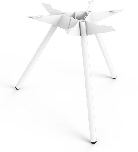 Tafelonderstel SC503 - Driepoot tafelonderstel Lonc collectie, hoogte 65 cm-2