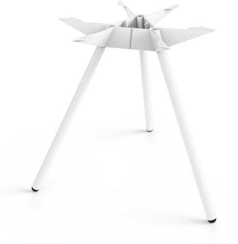 SC505 - Driepoot tafelonderstel Lonc collectie, hoogte 75 cm.