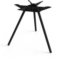 Tafelonderstel SC505 - Driepoot tafelonderstel Lonc collectie, hoogte 75 cm-3