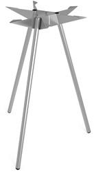 SC506 - Driepoot statafel onderstel Lonc collectie, hoogte 110 cm