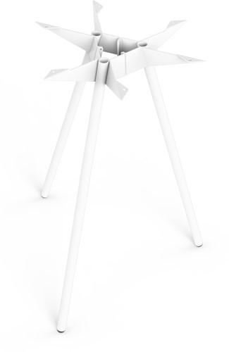 SC506 - Driepoot statafel onderstel Lonc collectie, hoogte 110 cm-2