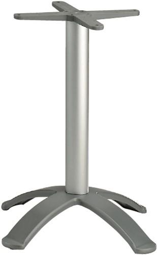 Tafelonderstel SC556 - Sta-Tafelonderstel vierteens, hoogte 115 cm, kunststof coating