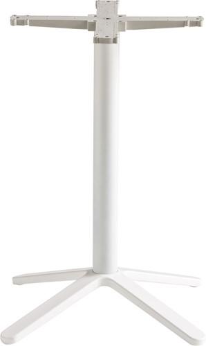 Tafelonderstel SC573 - Tafelonderstel kruisvoet 64x64 cm, hoogte 73 cm