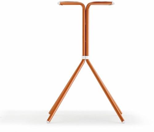 Tafelonderstel SC615 - Tafelonderstel 4-poot tafel, hoogte 72 cm, voet 65 cm, gepoedercoat