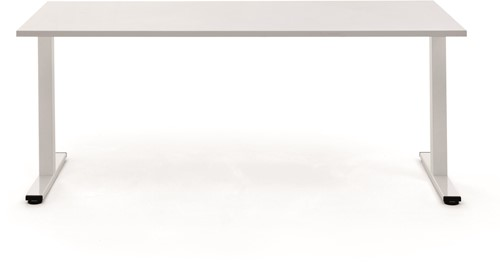 Tafelonderstel SC660 - Tafelframe I poot, vaste hoogte, hoogte 70 cm, excl. blad, hoogglans gelakt