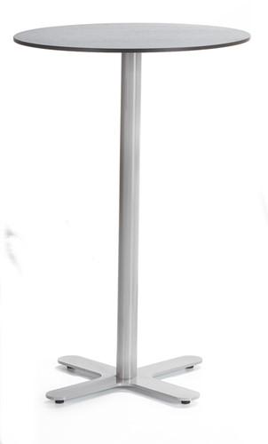 Tafelonderstel SC720 - Statafelonderstel met vier vlakke tenen, hoogte 107 cm