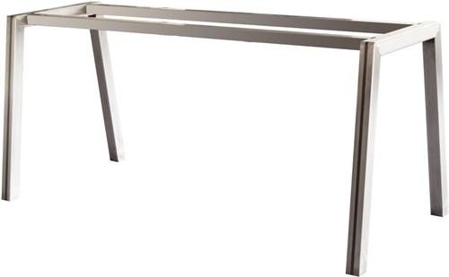 Tafelframe SC751 - Vierpoot tafelframe met schuine poten