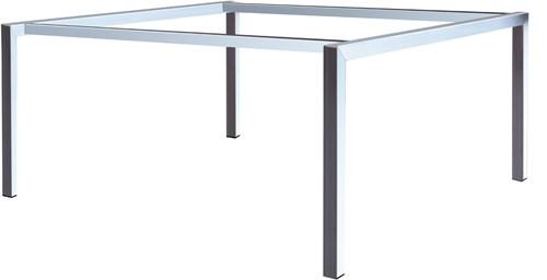 Tafelframe SC755 - Vierpoot tafelframe met rechte poten