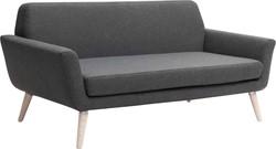 Scope Sofa - gestoffeerde bank met houten poten