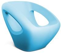 Lonc Seaser - kunststof outdoor lounge stoel-3