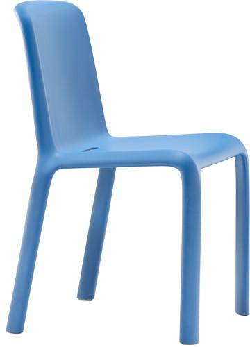 Pedrali Snow 300 - zeer stevige geheel kunststof stoel