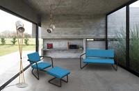 Steeler stoel - Comfortabele lounge stoel-3