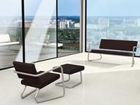 Steeler bank - Comfortabele lounge bank-3
