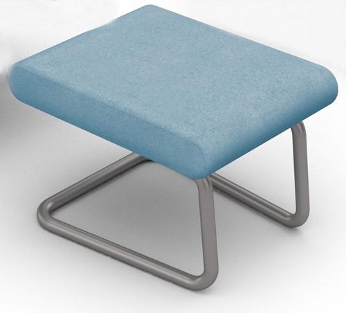 Steeler voetenbank - voetenbank passende bij de Steeler stoel