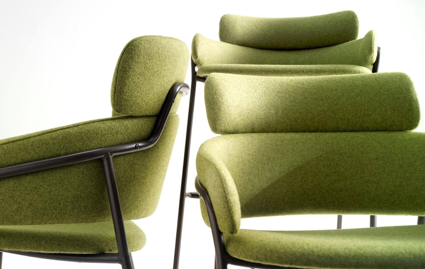 Comfortabele Design Fauteuil.Extra Ruime Gestoffeerde Comfortabele Fauteuil Strike Lo 830