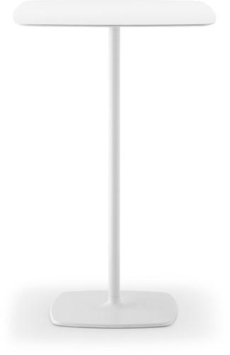 Stylus 110 Statafel - statafel, voet gietijzer, blad volkern kunststof